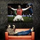 Cesc Fabregas Arsenal Soccer Football Huge 47x35 Print POSTER
