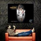 Gilbert Arenas Wizards NBA Basketball Huge 47x35 Print Poster