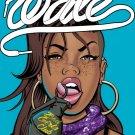 Wale Music Bad Girls Club Art 32x24 Print POSTER