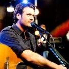 Blake Shelton Guitar Live Country Music 32x24 Print POSTER