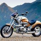 BMW Classic Bike Motorcycle 32x24 Print POSTER