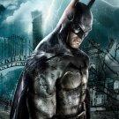 Arkham Asylum Batman Dark Gotham 32x24 Print Poster