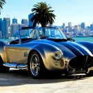AC Shelby Cobra Roadster Car 32x24 Print Poster