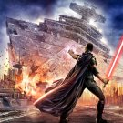 Star Wars Force Unleashed Art 16x12 Print POSTER