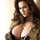 Jordan Carver Hot Big Boobs Huge Titts 16x12 Print POSTER