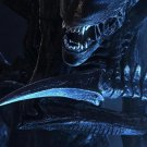 ALIEN Xenomorph Sci Fi Movie 16x12 Print Poster