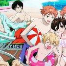 Ouran High School Host Club Anime Art 16x12 Print Poster