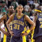 Indiana Pacers Reggie Miller NBA Basketball 16x12 Print Poster