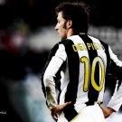 Alessandro Del Piero Juventus Legend 24x18 Print POSTER