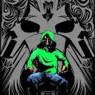 Mf Doom Hip Hop Rap Art Music 24x18 Print Poster