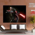 Star Wars The Force Unleashed Art Huge Giant Print Poster
