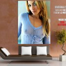 Jennifer Lopez J Lo Hot Sexy See Trough Huge Giant Print Poster