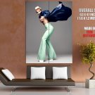Lady Gaga Topless Hot Boobs Singer Music Huge Giant Print Poster