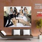 Gossip Girl Characters Tv Series Huge Giant Print Poster