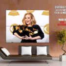 Adele Grammy Awards Music Singer Huge Giant Print Poster