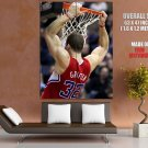 Blake Griffin Dunk Nba Clippers Huge Giant Print Poster