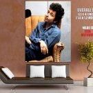 Bob Dylan Color Music Singer Huge Giant Print Poster