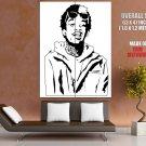 Wiz Khalifa Hip Hop Music Monochrome Art Huge Giant Print Poster