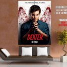 Dexter Tv Series Michael C Hall Huge Giant Print Poster