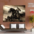 Mount And Blade Warband Art Huge Giant Print Poster
