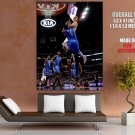 Blake Griffin Monster Dunk Kendrick Perkins Nba Huge Giant Print Poster