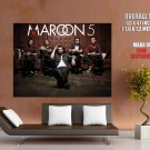 Maroon 5 Band Pop Rock Music Huge Giant Print Poster