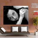 Amy Lee Evanescence Hot Bw Portrait Music Huge Giant Print Poster
