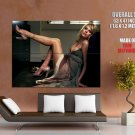 Charlize Theron Hot Actress Sexy Legs Movie Huge Giant Print Poster