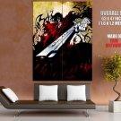 Hellsing Gun Anime Manga Art Huge Giant Print Poster