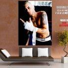 Eminem Finger Boxing Marshall Mathers Rap Music Huge Giant Print Poster