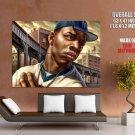 Jay Z Painting Art Ny Hip Hop Rap Music Huge Giant Print Poster
