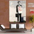Zero Percent Interest In People Banksy Graffiti Art Huge Giant Print Poster