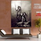 Centaur Warrior Archer Fantasy Art Huge Giant Print Poster