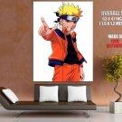 Naruto Uzumaki Anime Manga Art Huge Giant Print Poster