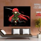 Shakugan No Shana Anime Manga Art Huge Giant Print Poster