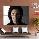 Ben Barnes Black Eyes Portrait Actor Huge Giant Print Poster