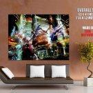 Final Fantasy Xiii Lightning Noel Kreiss Art Huge Giant Print Poster