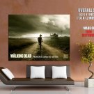 The Walking Dead Rick Grimes Andrew Lincoln Tv Huge Giant Print Poster