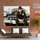Mike Patton Singer Mobster Style Music Huge Giant Print Poster
