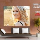 Carrie Underwood Country Singer Music Huge Giant Print Poster