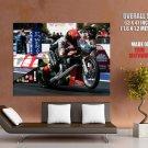 Harley Davidson Dragster Motorcycle Bike Huge Giant Print Poster