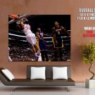 Blake Griffin Dunk Los Angeles Clippers Nba Basketball Huge Giant Poster