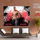 Alistair Overeem Mma Mixed Martial Arts Huge Giant Poster