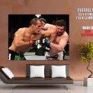 Junior Cigano Dos Santos Mma Mixed Martial Arts Huge Giant Poster