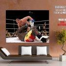 Fedor The Last Emperor Emelianenko Vs Zulu Mma Martial Arts Huge Giant Poster