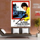 Al Pacino Actor Dog Day Afternoon Vintage Movie Huge Giant Poster