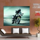 Triumph Tiger 800 Xc Bike Motorcycle Huge Giant Poster