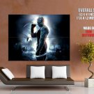 Richard B Riddick Vin Diesel Movie Huge Giant Poster