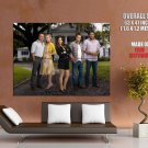 Hart Of Dixie Cast Lemon Lavon Dr Zoe Hart Tv Series Huge Giant Poster