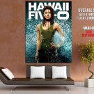 Hawaii Five 0 Grace Park Kono Kalakaua Tv Series Huge Giant Poster